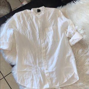H&M men's shirt long sleeves sz small nwot